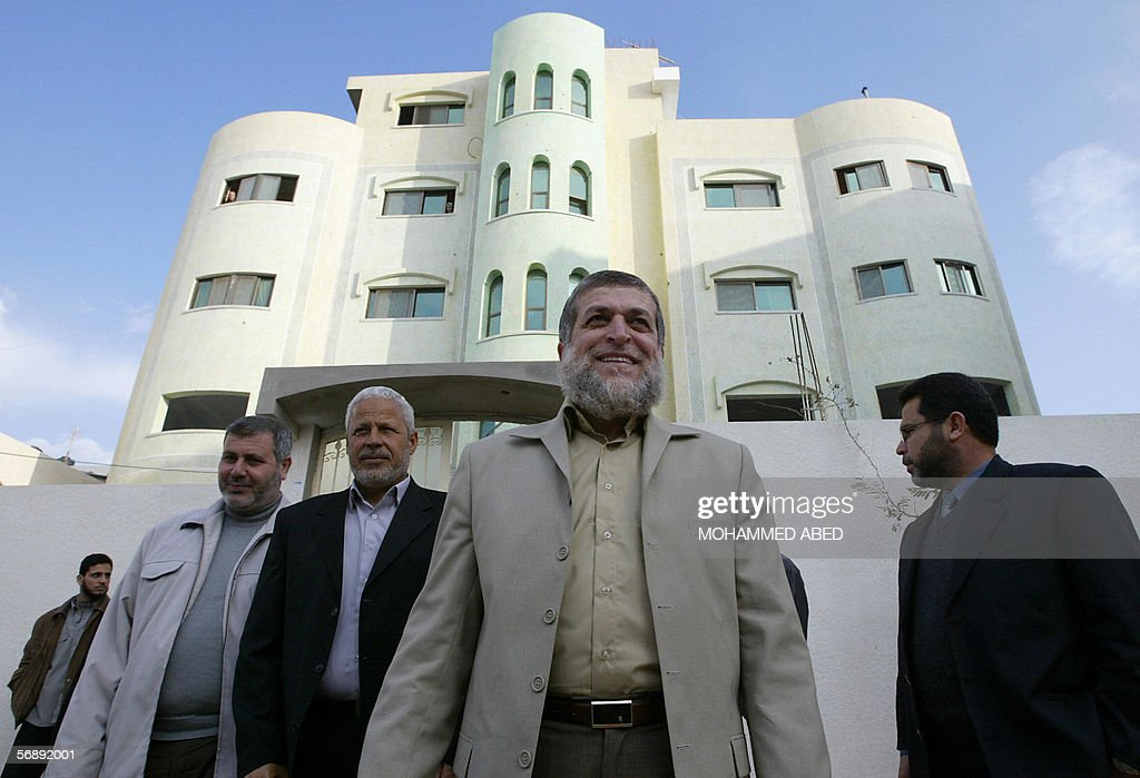 Senior members of the Isalmic Jihad move : Nieuwsfoto's