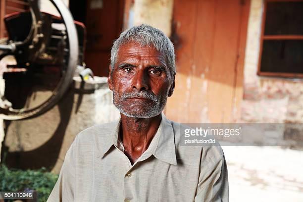 Senior Men Portrait