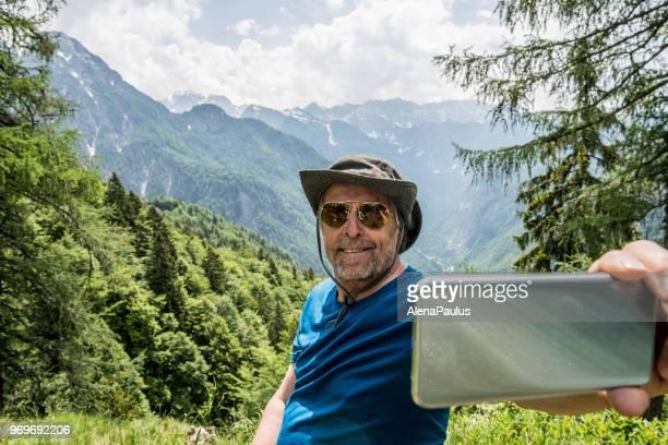 Senior-Bergsteiger