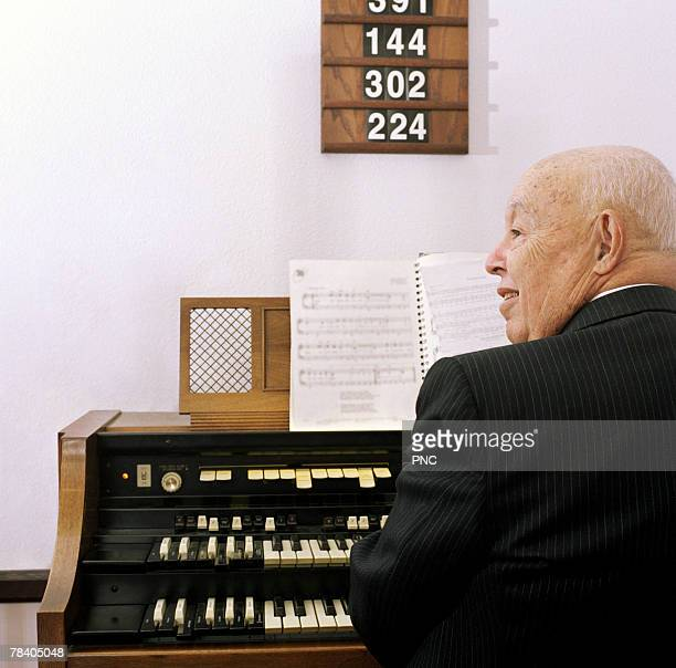 Senior organist
