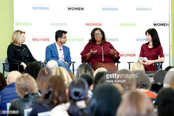 Senior partner and global leader When Women Thrive Mercer Patricia A Milligan VP worldwide services strategy innovation Cisco Rajat Mishra Senior...