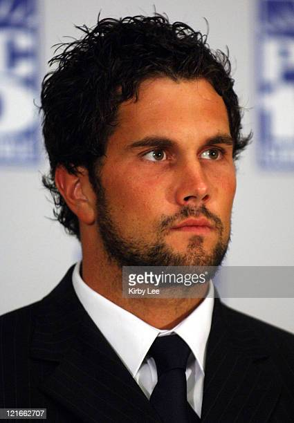 Senior quarterback Matt Leinart at Pacific-10 Conference Football Media Day at the Sheraton Gateway Hotel Los Angeles Airport on Tuesday, August 2,...