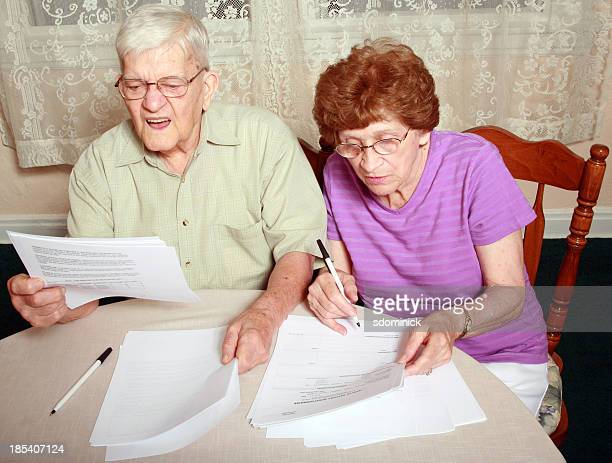 Senior Series: Confusing Medical Forms