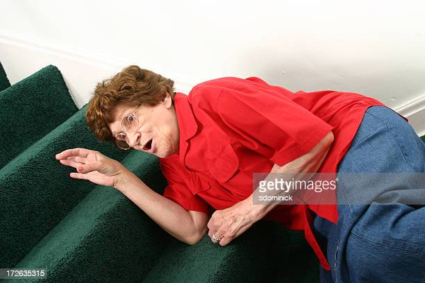 Senior-Serie: Ich habe Fallen.