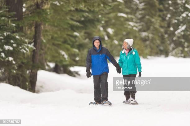 Senior Snowshoeing Adventure!