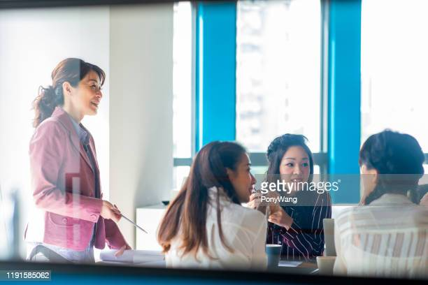 senior supervisor steering team - pbs stock pictures, royalty-free photos & images