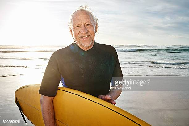 1 736 Old Man Surfing Photos And Premium High Res Pictures Getty Images