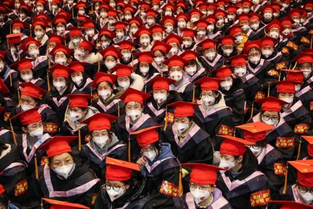 CHN: Students Vow On 100-day Countdown To China's College Entrance Exam