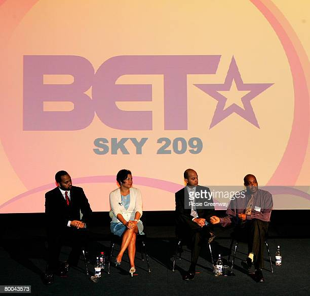 Senior Vice President and General Manager BET International Michael D Armstrong Chairman and Chief Executive Officer BET Networks Debra L Lee...