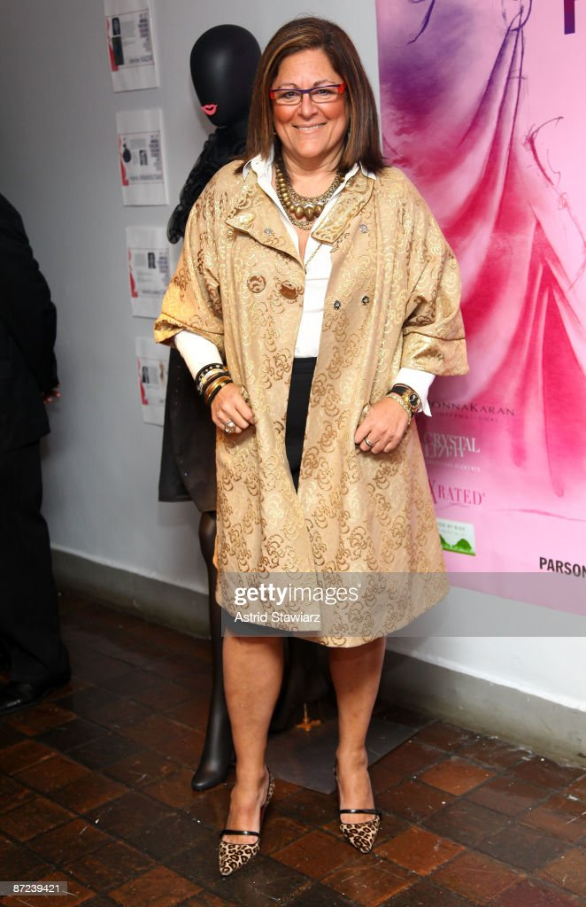 Senior Vice President of IMG Fashion Fern Mallis attends the 10th annual Parsons fashion studies line debut at the Lord And Taylor rooftop on May 14, 2009 in New York City.