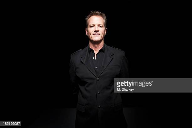 Senior vice president of PETA Dan Mathews is photographed for Out Magazine on September 13 2012 in New York City