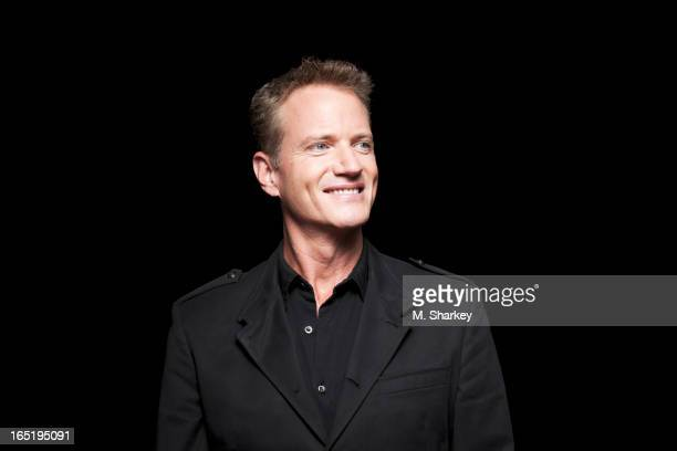 Senior vice president of PETA Dan Mathews is photographed for Out Magazine on September 13 2012 in New York City PUBLISHED IMAGE