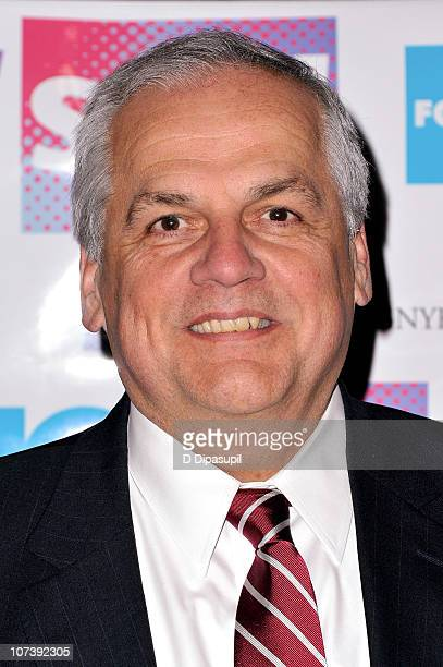 Senior Vice President of Southern Brooklyn and Staten Island Healthcare Network Arthur Wagner attends the kick off event for STAT for New York City's...