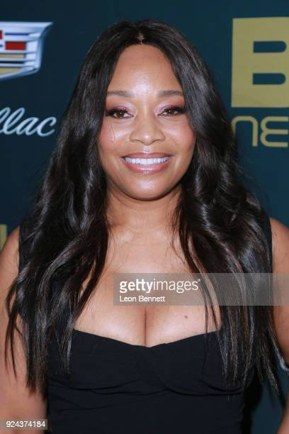 Senior Vice President Specials Music and News at BET Connie Orlando attends the 2018 American Black Film Festival Honors Awards at The Beverly Hilton...