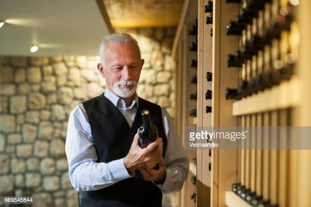 Senior winemaker