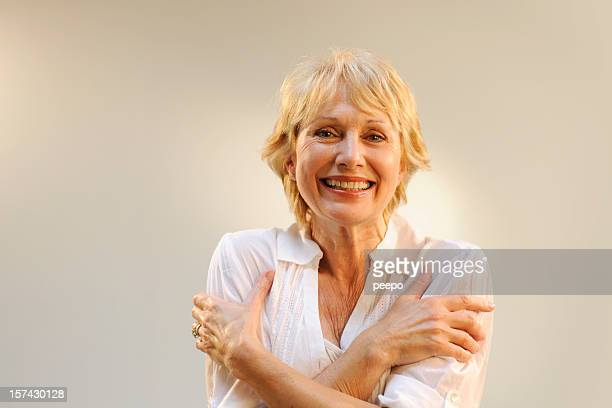 senior woman - 60 69 years stock photos and pictures