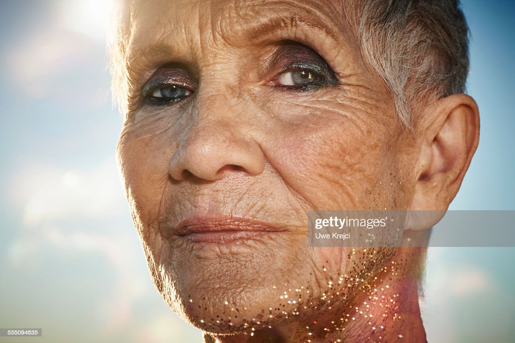70s Eye Makeup Stock Photos And Pictures Getty Images