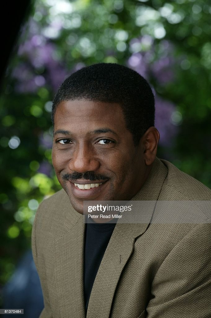 Sports Illustrated Senior Writer Phil Taylor : News Photo