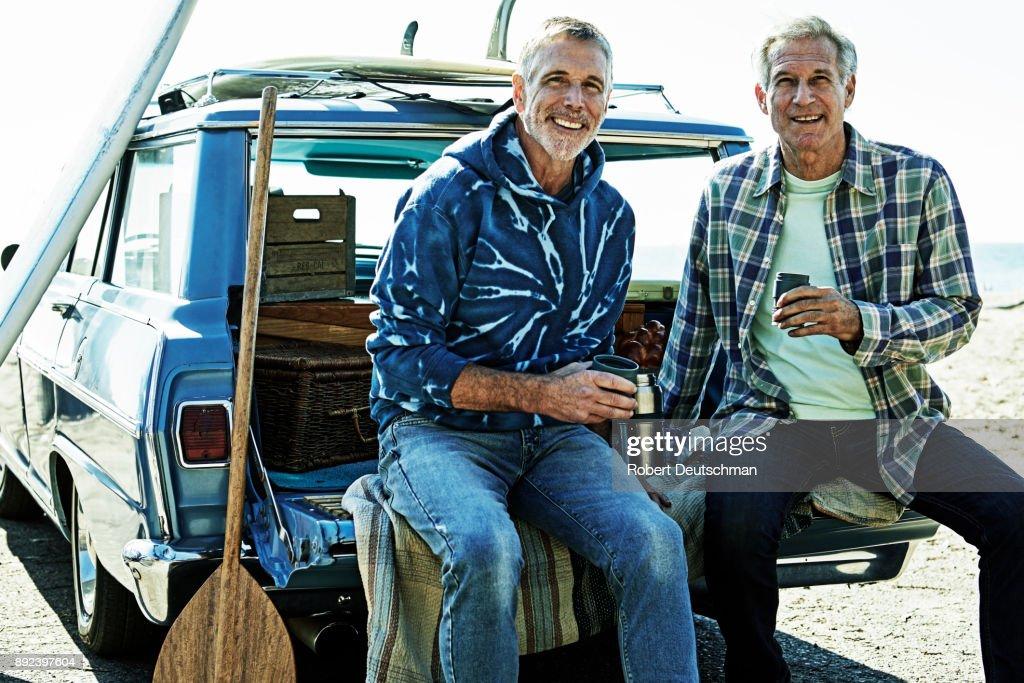 Where do seniors hang out
