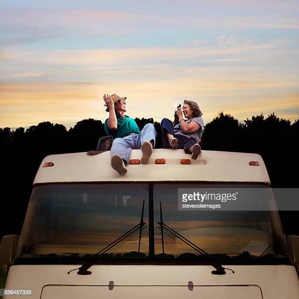 Seniors Camping