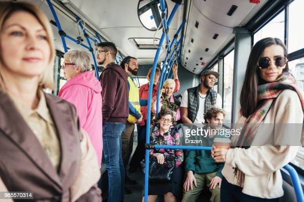 Senioren hebben vrij reizen kaart