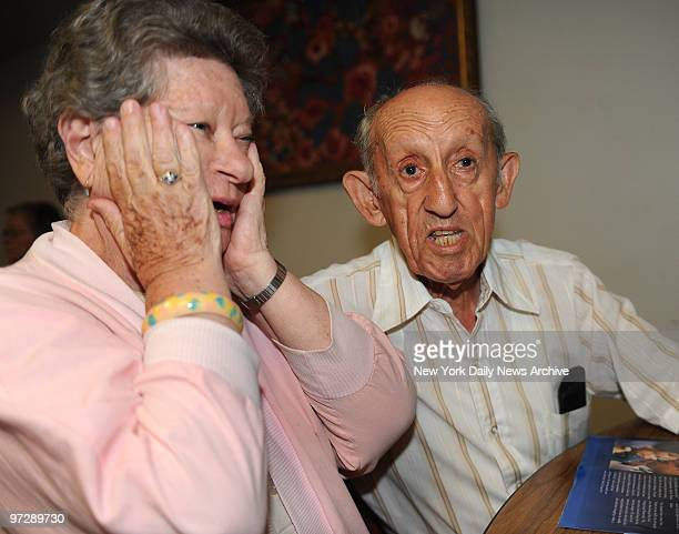 Seniors like Rebecca Bernstein and Alex Walzer at the council Center for senior Citizens in Bbrooklyn, and many other Americans are angry and...