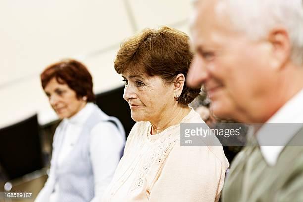 Seniors on Seminar