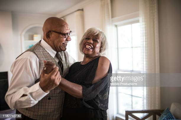 seniors - dancing stock pictures, royalty-free photos & images