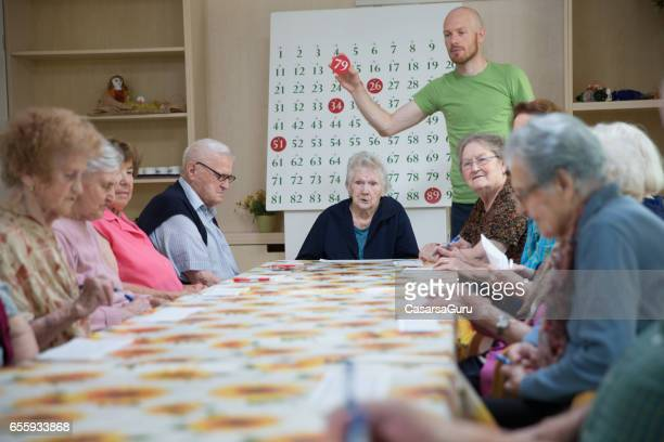 46 Bingo Caller Pictures, Photos & Images - Getty Images