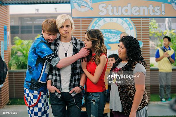 AUSTIN ALLY Seniors Señors The foursome's plans to enjoy their senior year together are put on hold when Austin learns that he's a credit short This...