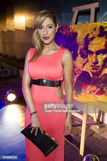 Senna Guemmour attends the Music Meets Media 2014 at Grand Hotel Esplanade on September 4 2014 in Berlin Germany