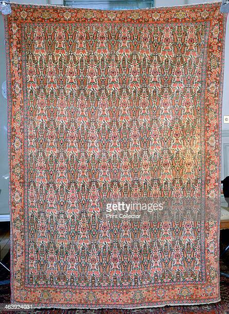 Senneh carpet Iran 19th century Private Collection