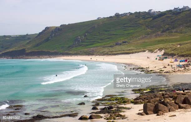 Sennen Beach, Whitesand Bay Cornwall