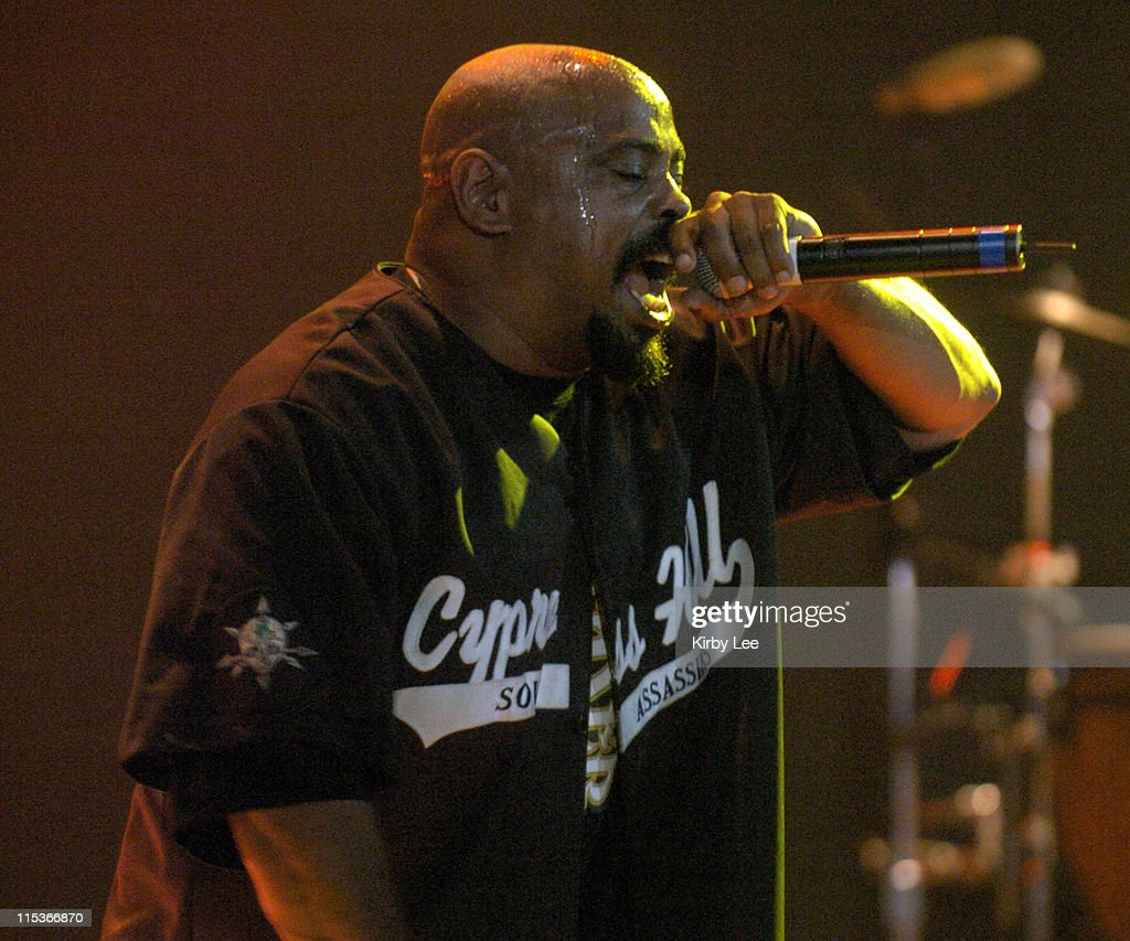 Cypress Hill Performs at House of Blues Anaheim, CA - August 29, 2004