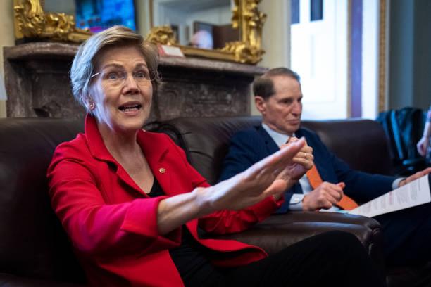 DC: Senators Warren, Wyden, And King Discuss Tax Plans