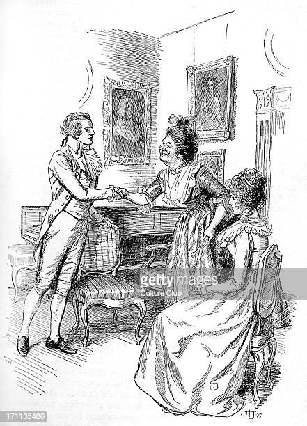 'Sense and Sensibility' by Jane Austen Mrs Jennings assures John Dashwood that she cannot stand upon ceremony First published in 1896 Chapter XXXIII...