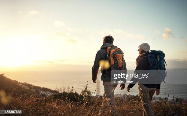 a sense of adventure can take you far - active lifestyle stock pictures, royalty-free photos & images