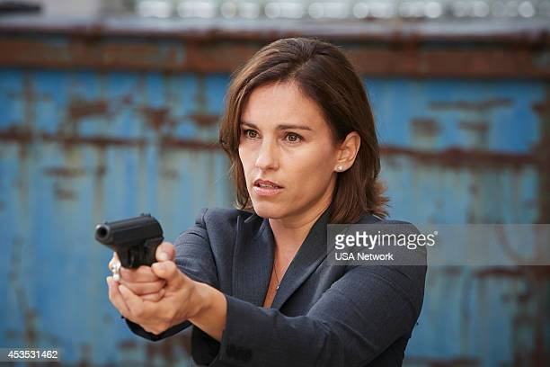 AFFAIRS 'Sensitive Euro Man' Episode 510 Pictured Amy Jo Johnson as Hayley Price