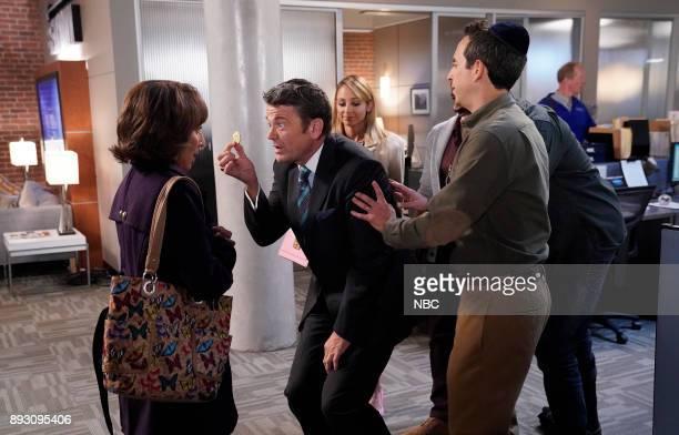 NEWS 'Sensitivity Training' Episode 208 Pictured Andrea Martin as Carol John Michael Higgins as Chuck Nicole Richie as Portia Brad Morris as Gene