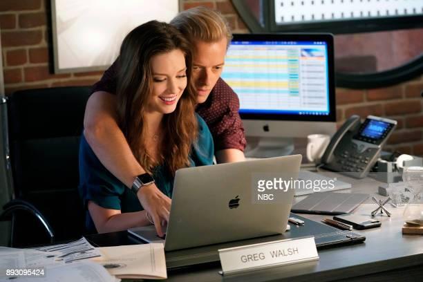 NEWS 'Sensitivity Training' Episode 208 Pictured Briga Heelan as Katie Adam Campbell as Greg