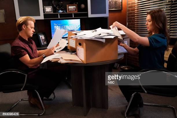 NEWS 'Sensitivity Training' Episode 208 Pictured Briga Heelan as Katie Adam Campbell as Greg