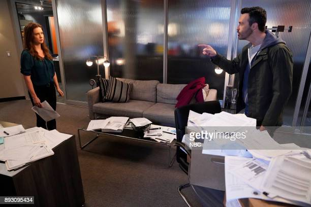 NEWS 'Sensitivity Training' Episode 208 Pictured Briga Heelan as Katie Reid Scott as Jeremy
