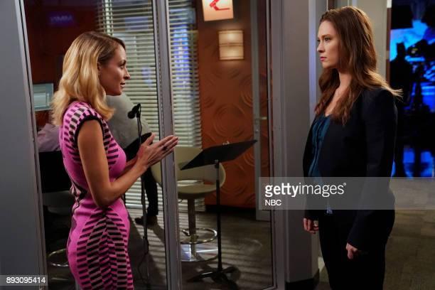 NEWS 'Sensitivity Training' Episode 208 Pictured Nicole Richie as Portia Briga Heelan as Katie
