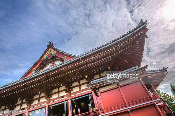 Sensoji Asakusa Kannon Temple in Tokyo