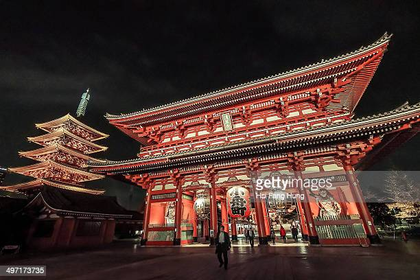 CONTENT] Sensoji is an ancient buddhist temple located in Asakusa Tokyo Japan It is Tokyo's oldest temple and one of its most significant