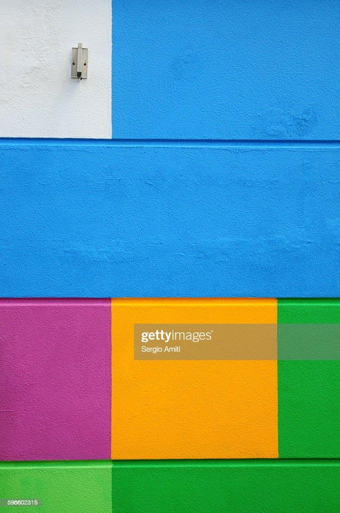 Sensory Colors : Foto de stock