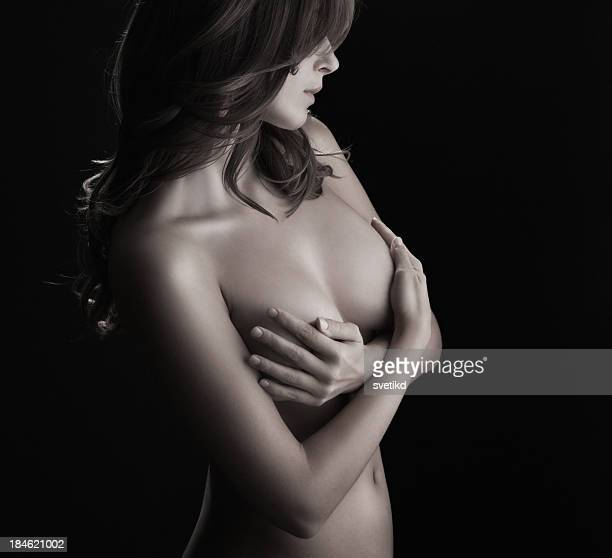 sensual beauty. - booby stock pictures, royalty-free photos & images