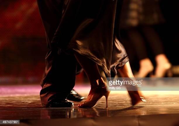 Sensual dance