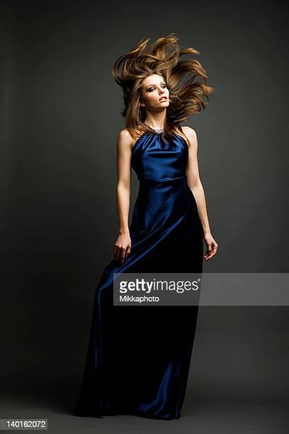 Sensual glamour girl