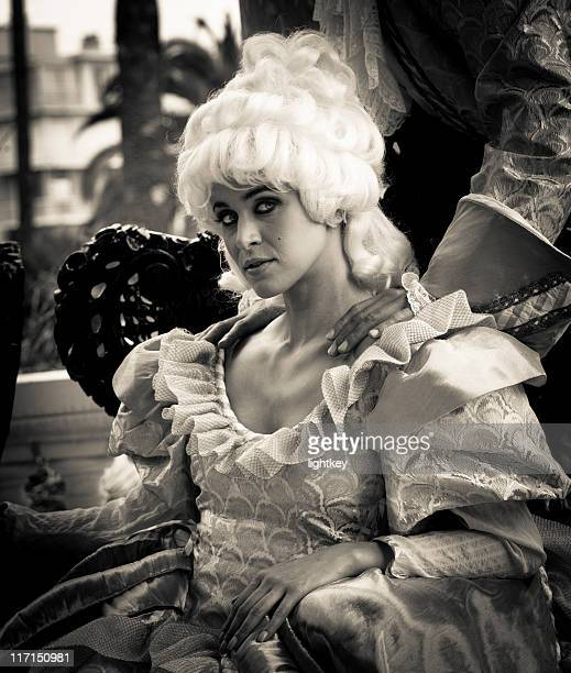 Sensual Marie Antoinette